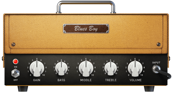 Blues boy amp